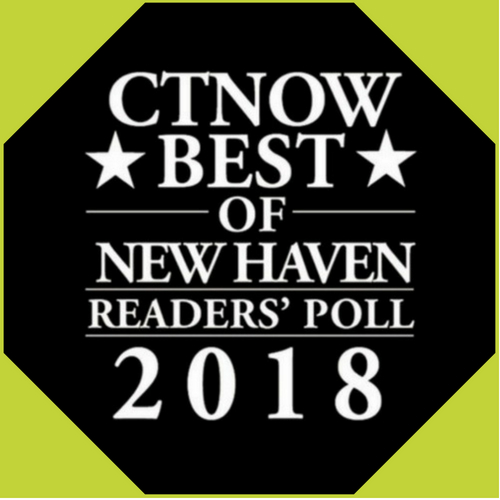 CT Best of New Haven Award