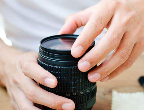 Camera Repair & Warranty
