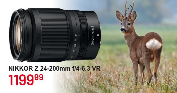 NIKKOR Z 24-22mm f/4-6.3 VR
