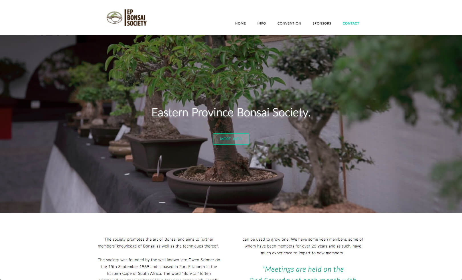 EP Bonsai Society