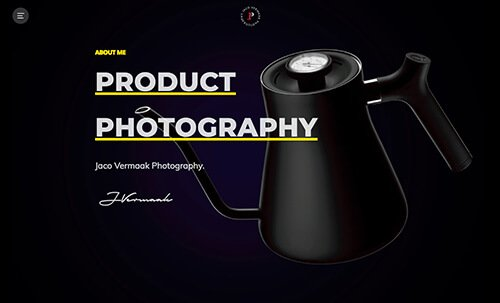 CMS website, SEO, Social Media Management for a professional photographer based in Port Elizabeth, South Africa