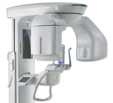 Photo of a cone beam scanner