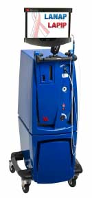 Photo of a Millennium LANAP machine