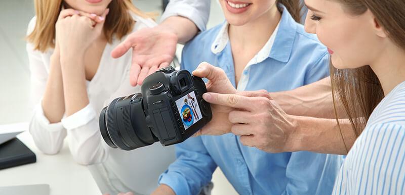 Cardinal Camera Photo Education