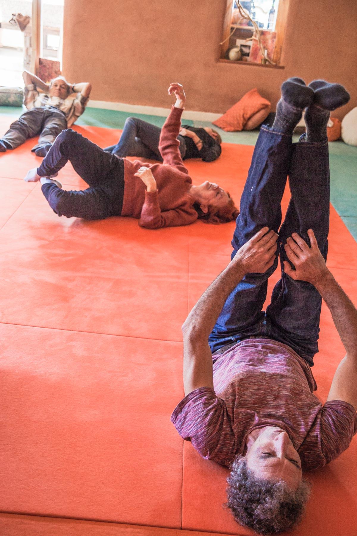 L'éveil des muscles, pratique Yukido
