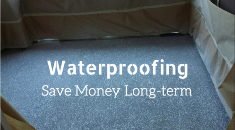 How Waterproofing Your Home Will Save You Money