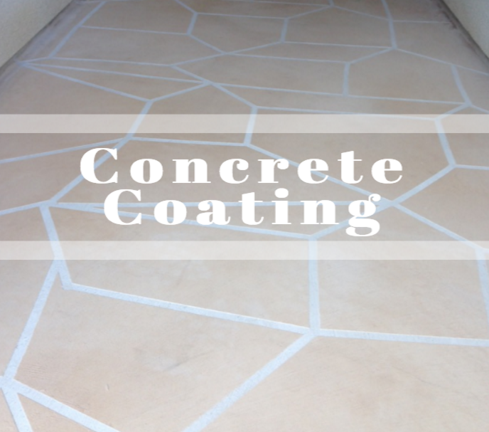 All About Concrete Coatings