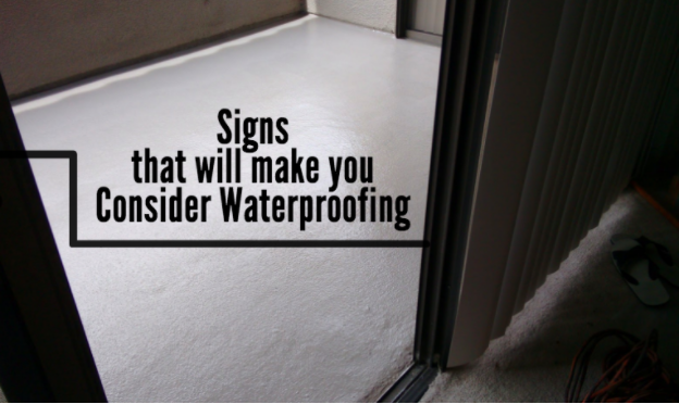 How To Tell If You Need To Waterproof Your Home