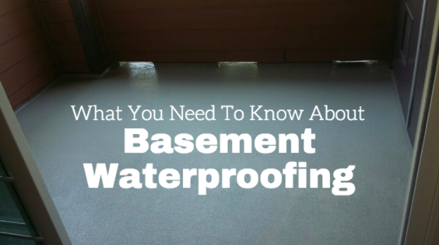 When Is The Right Time To Waterproof Your Basement?