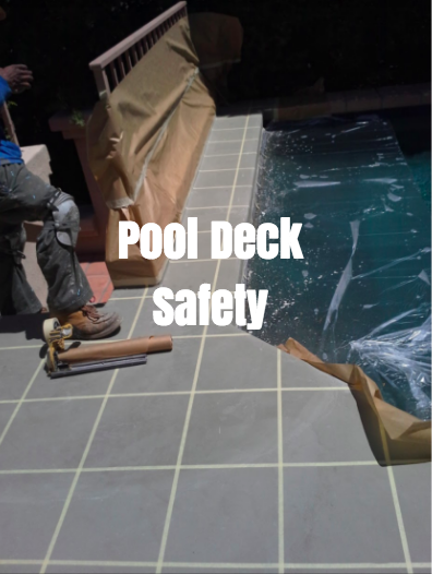 How Waterproofing Your Pool Deck Can Add Safety To Your Home