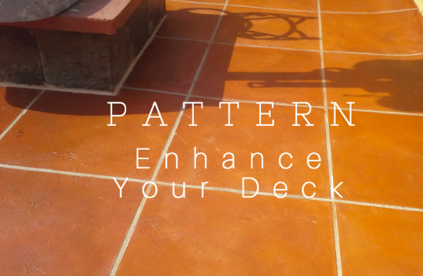 Enhance Your Deck