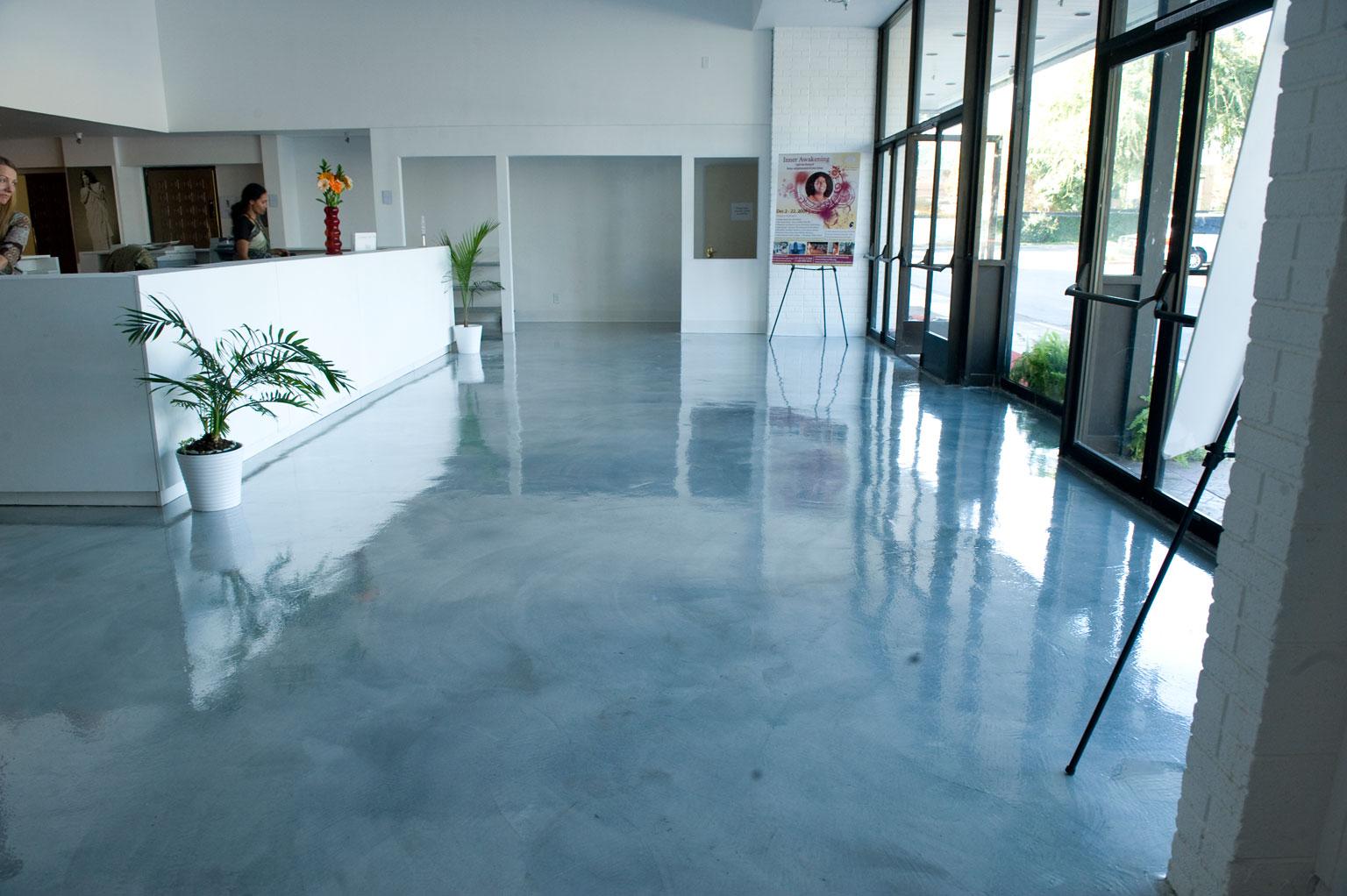 Epoxy Floor coatings in your garage