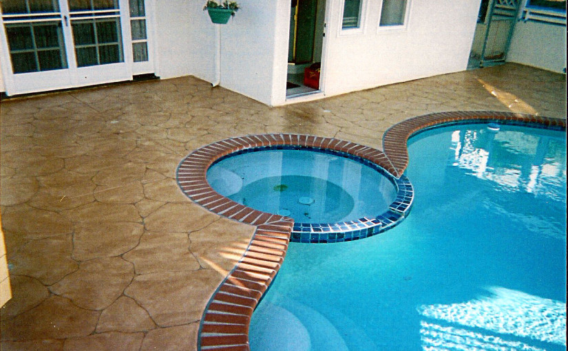Pool Deck Maintenance