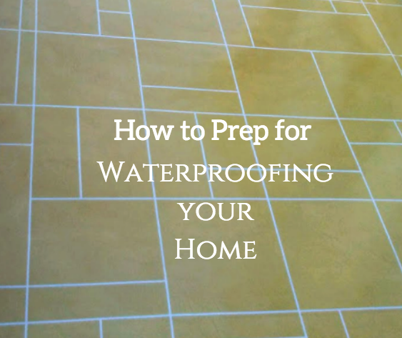 Waterproofing Tips to Try