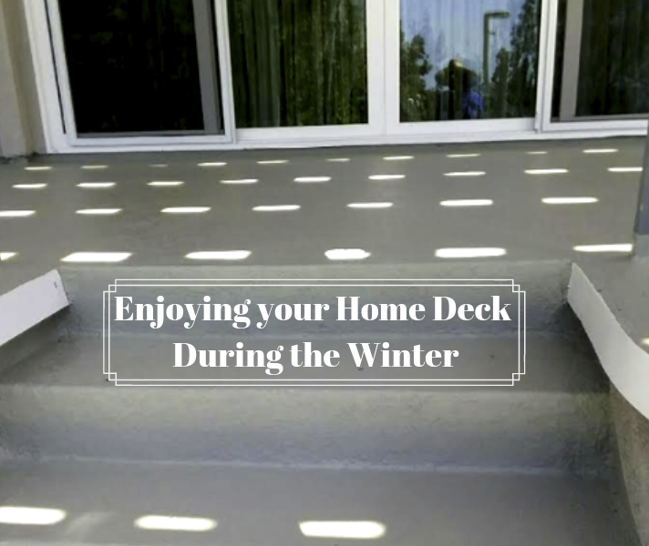 winter deck design