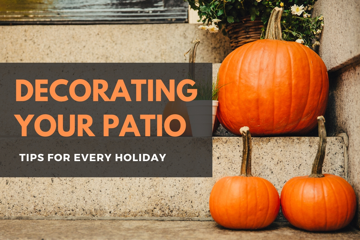 decorating your deck for the holidays