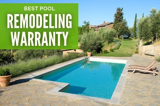 Best Pool Remodeling Warranty - Residential Pool