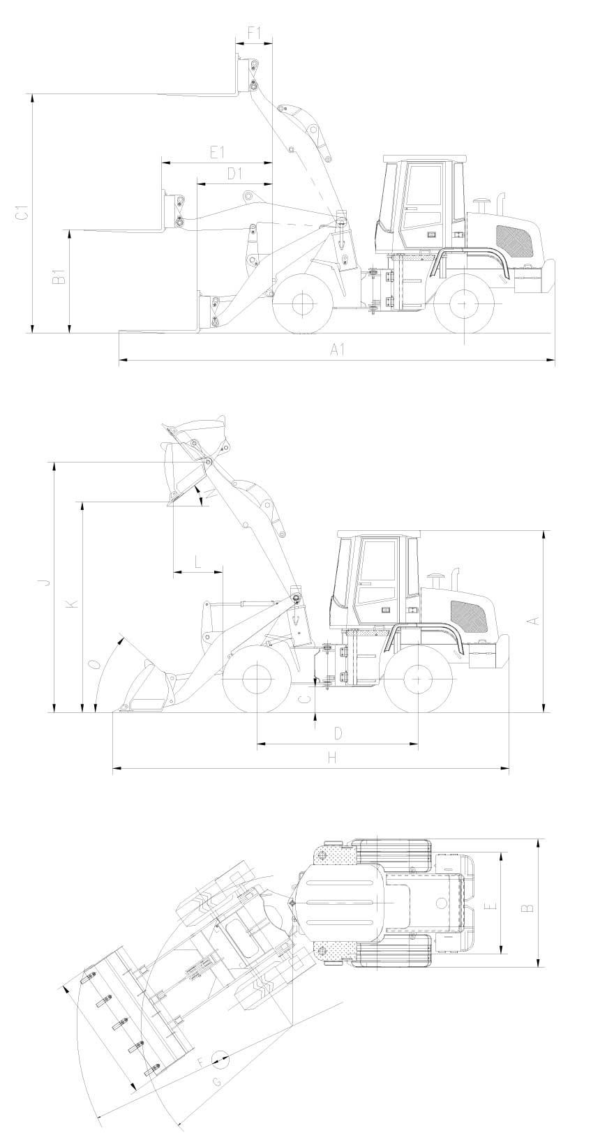 6050 SCHMiDT Wheel Loader