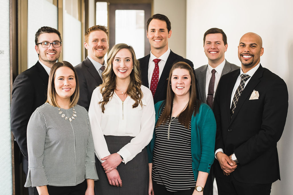 The Great Waters Financial Vadnais Heights Team