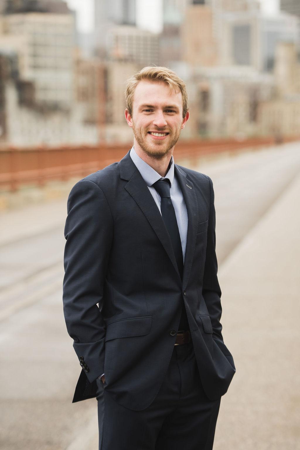 Dan Molenaar is the paraplanner at Great Waters Financial.