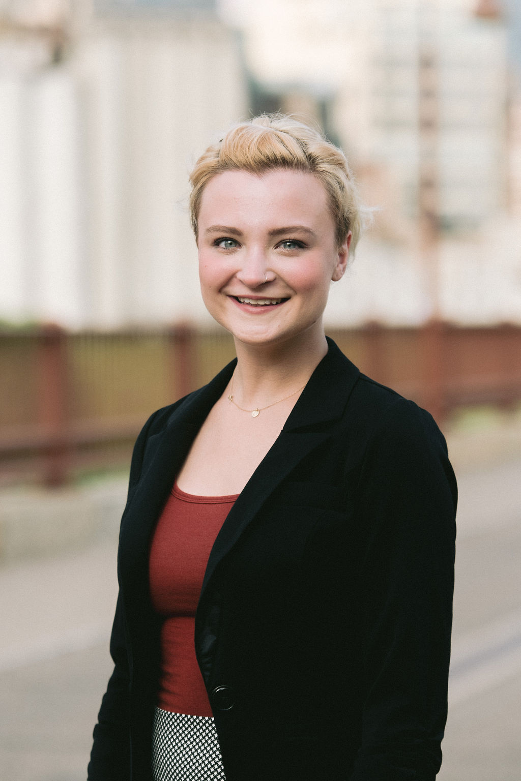 Bridget Russell is a Portfolio Administrator at our Central office.