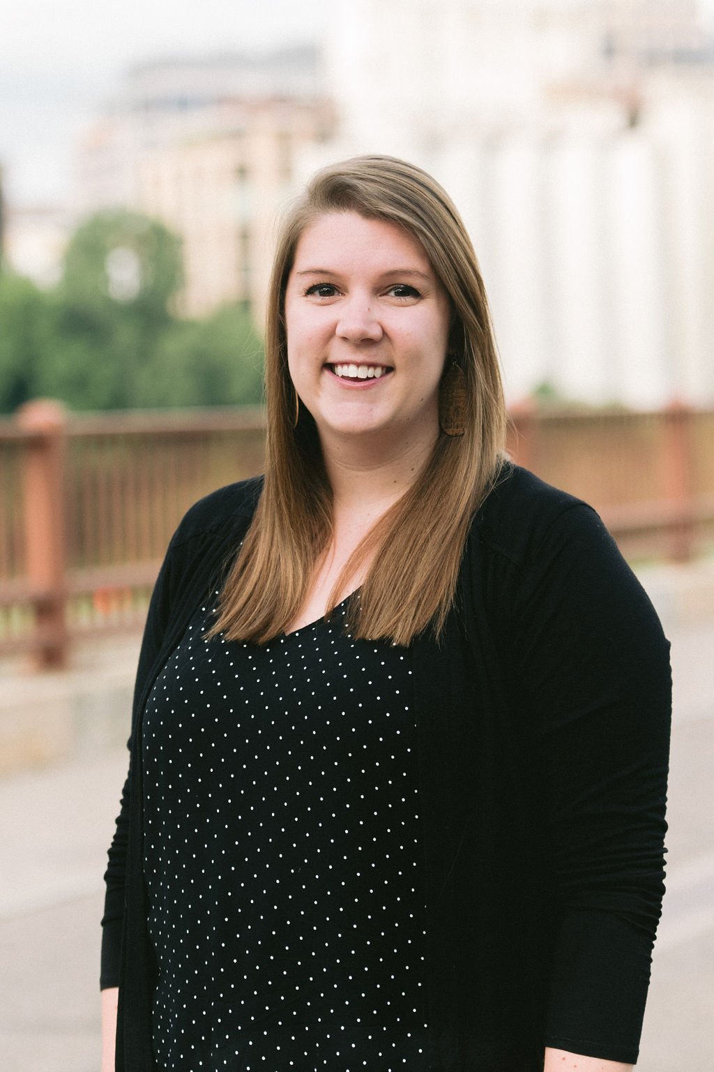 Sarah Kaufman is a Client Service Coordinator at the Central office.