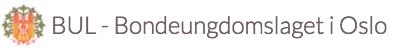 - Bondeungdomslaget i Oslo logo
