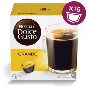 Grande в капсулах для кофемашин Nescafe Dolce Gusto