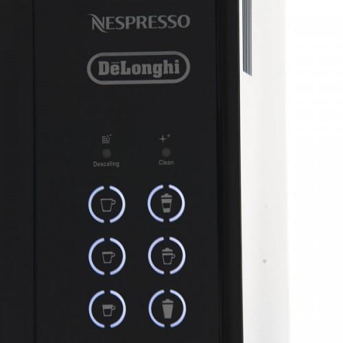 Латте и капучино по нажатию одной кнопки на капсульной кофемашине Delonghi Nespresso Lattissima Touch Animation EN560