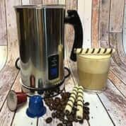 Капучинатор Gastrorag DK-003 – вспениватель молочной пены для капучино, латте и других кофейных коктейлей