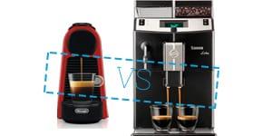 Капсульная или зерновая кофемашина?