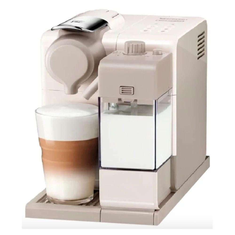 Капсульная кофемашина Delonghi Nespresso Lattissima Touch Animation EN560.W цвет бежевый фото