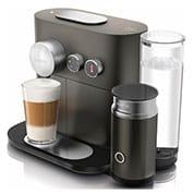Капсульная кофемашина Delonghi Nespresso Expert & Milk Anthracite Grey EN355.GAE