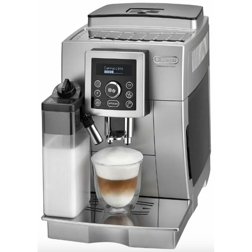 Кофемашина автоматическая зерновая De'Longhi ECAM 23.460.S