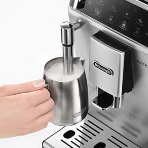 Ручной капучинатор в кофемашине De'Longhi ETAM Autentica 29.510.SB