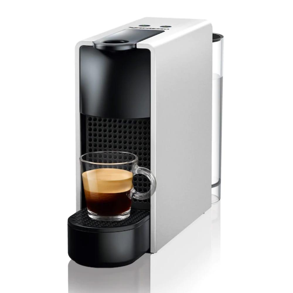 Капсульная кофемашина Nespresso Essenza Mini C30 Silver
