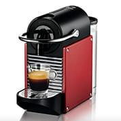 Капсульная кофемашина De'Longhi Nespresso Pixie Electric Aluminium EN 125 R