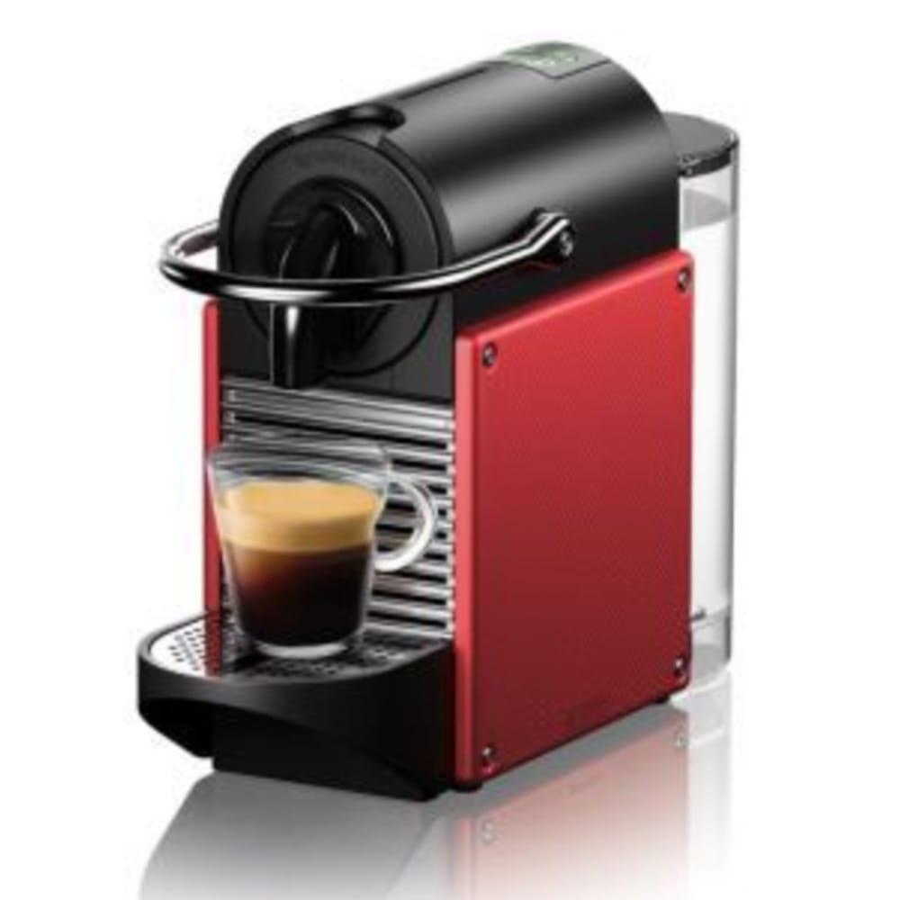Капсульная кофемашина De'Longhi Nespresso Pixie EN 124 R