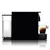 Капсульная кофемашина Nespresso Essenza Mini C30 черного цвета вид сбоку