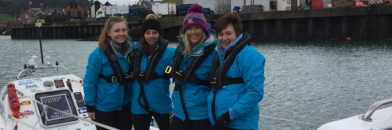 Your Guide to Lifejackets For Ocean Rowing