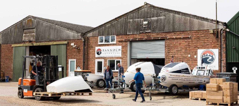 Ocean Rowing Pioneers