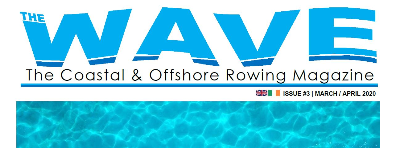 The Wave - a great publication for our ocean rowing world