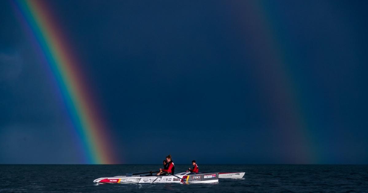 Christmas comes early for Fishguard & Goodwick Jemima Rowing Club