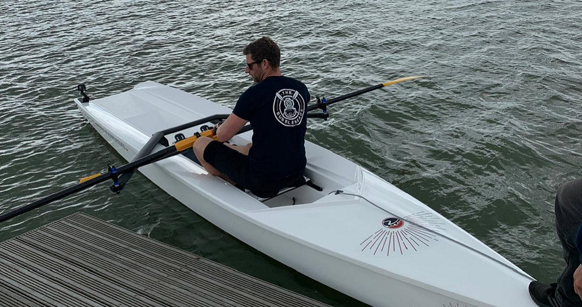 The perfect training boat for an ocean crossing