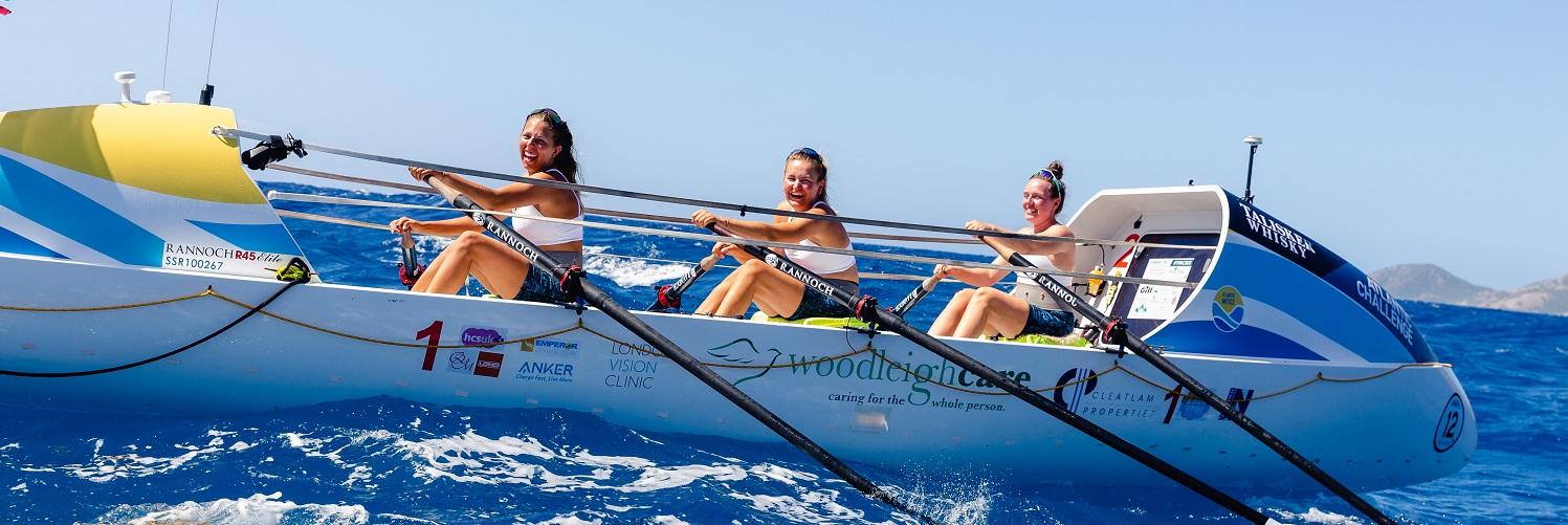 Rannoch teams successful on the ocean waves again