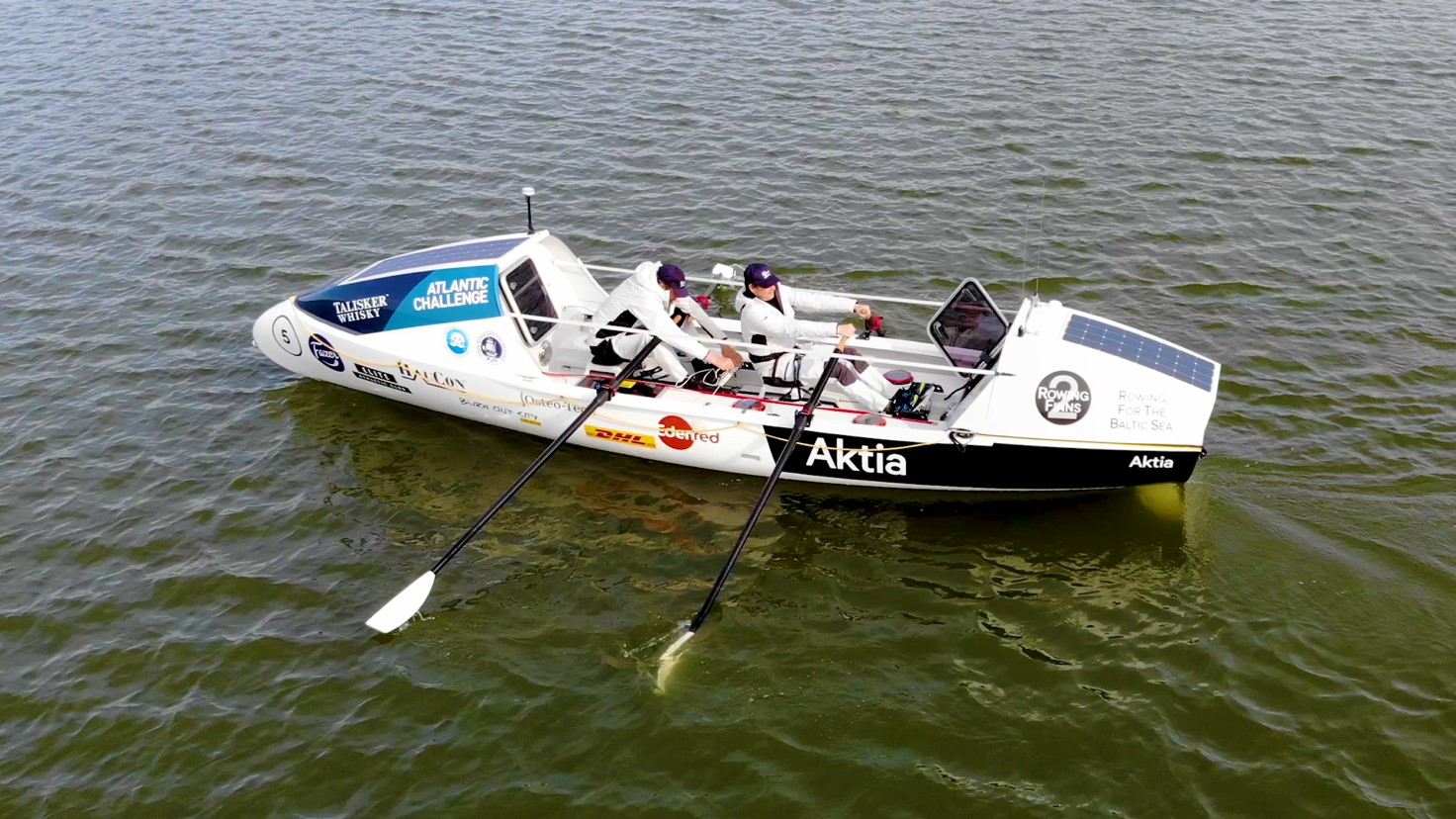 R25 Pairs - Two Rowing Finns