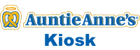 Auntie Anne's® Hand-Rolled Soft Pretzels Kiosk