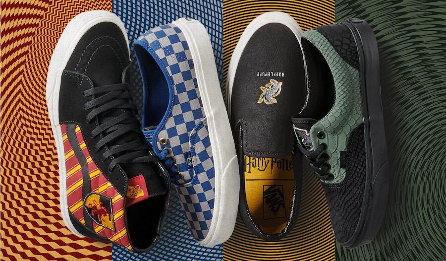 Photo of Harry Potter Vans Shoes
