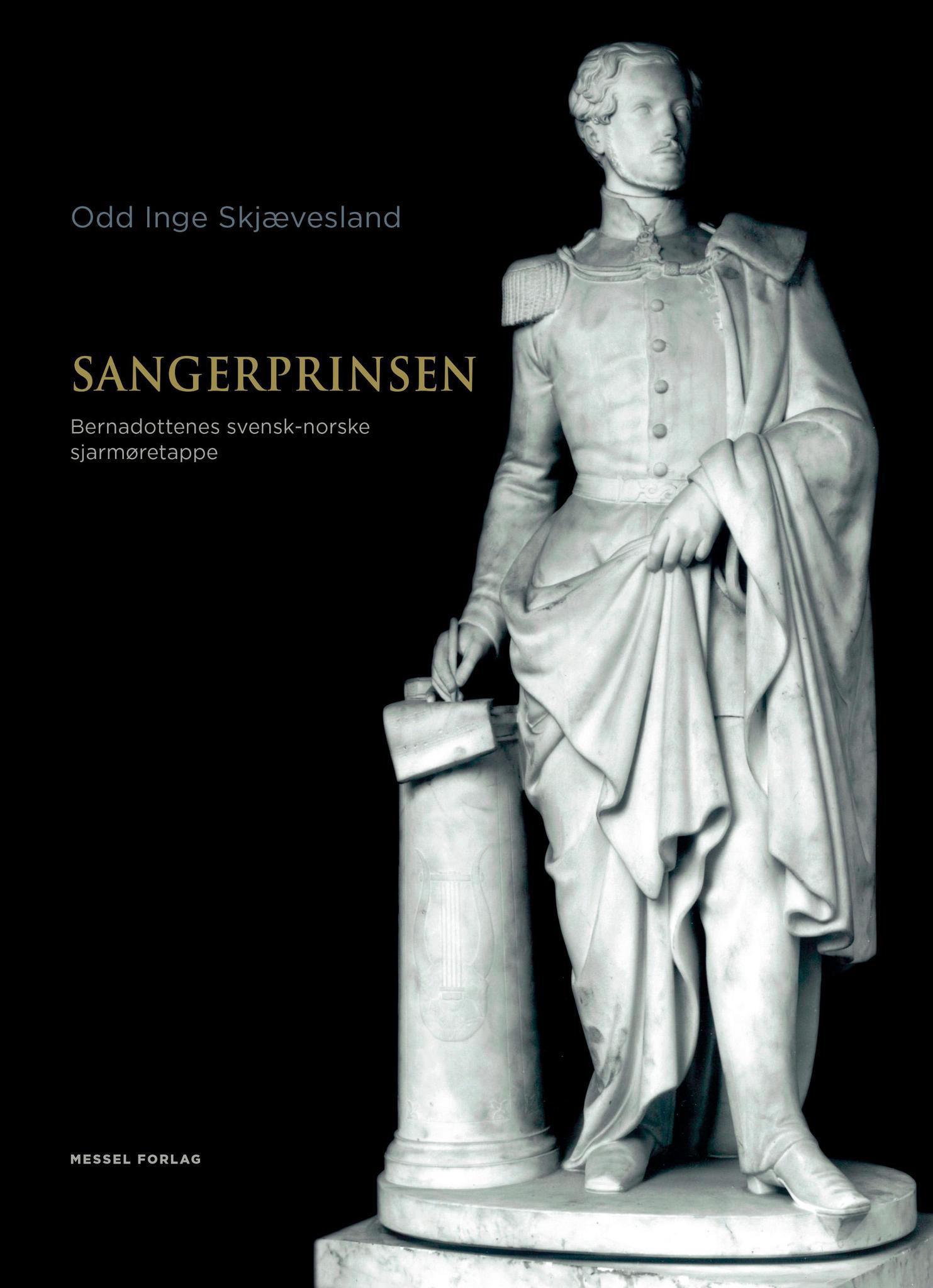 «Sangerprinsen» av Odd Inge Skjævesland