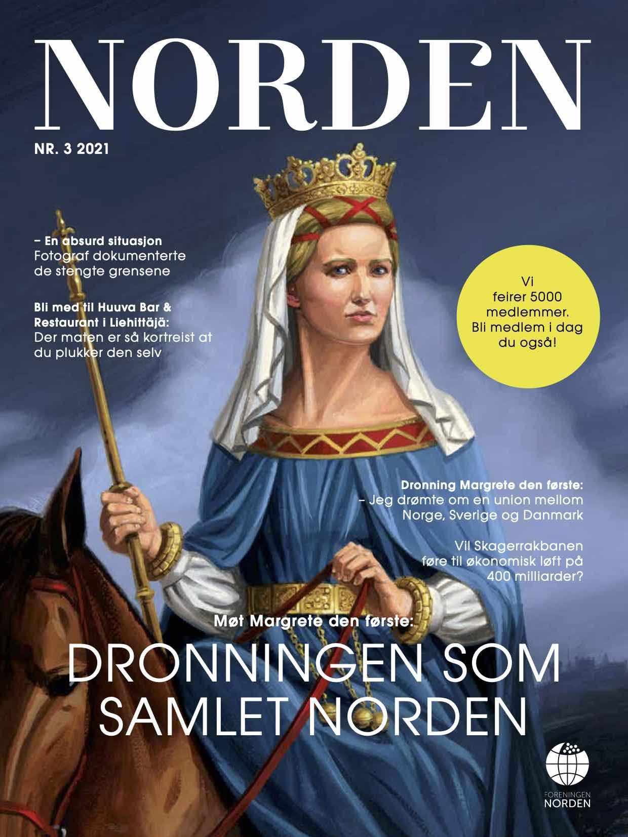 Gjør deg klar for store nordiske leseropplevelser!